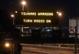 Un tsunami golpea Nueva Zelanda tras un seísmo de 7,8 grados de magnitud