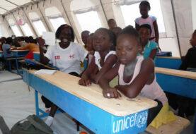 Unicef pide más fondos para ayudar a casi 600.000 niños haitianos por huracán