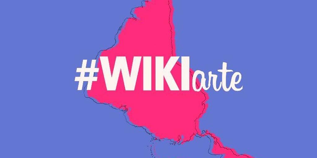 Argentina, México y Venezuela participaron en Wikiarte 2016