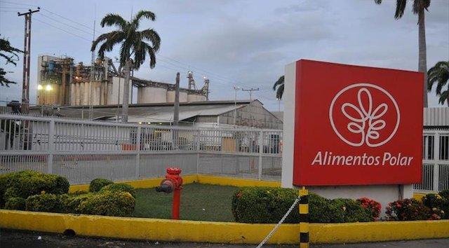 Empresa venezolana Polar paraliza plantas productoras de harina de maíz