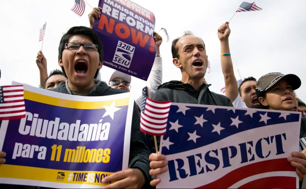 Treinta años después de amnistía migratoria en EEUU el problema se multiplicó