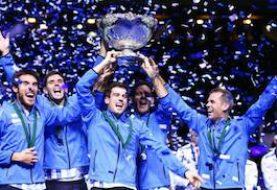 Argentina obtuvo el título por primera vez en la Copa Davis