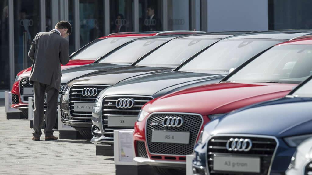 Otro caso de motor trucado en Audi