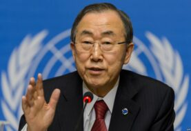 """Ban Ki-moon convoca a los colombianos a """"avanzar juntos"""" en el proceso de paz"""