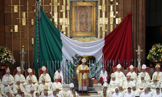 """Iglesia llama a mexicanos a """"dejar de levantar muros entre nosotros mismos"""""""