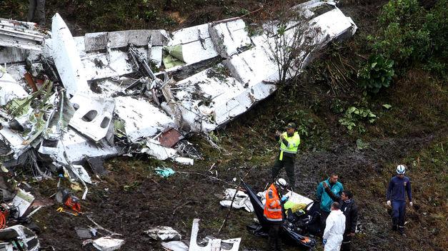 Autoridad bolivianaenvía misión a Colombia para investigar el accidente