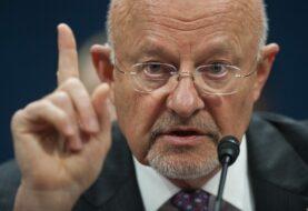Director de la CIA James Clapper renunció a su cargo