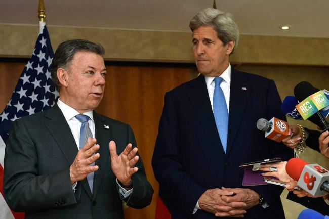 Colombia y EE.UU. refuerzan estrategias para combatir el crimen organizado