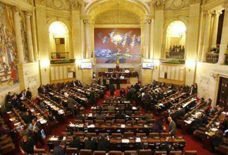 Congreso colombiano iniciará mañana trámite de refrendación de acuerdo de paz