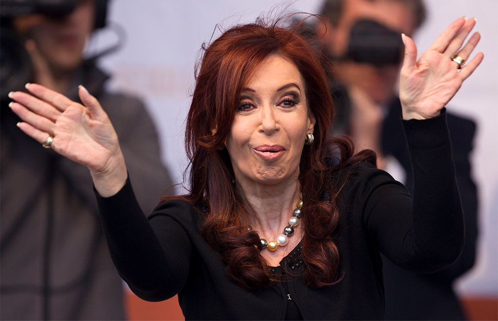 Fiscalía pide embargar preventivamente bienes de hijos de Cristina Fernández