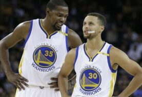 Warriors brillan con séptimo triunfo seguido; los Clippers frenan a Bulls