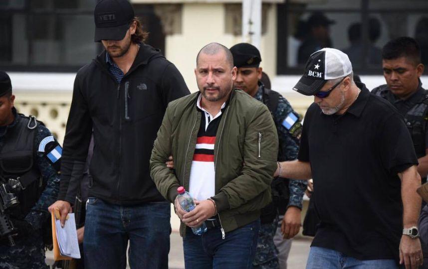 Guatemala entrega en extradición a EE.UU. a dos narcotraficantes