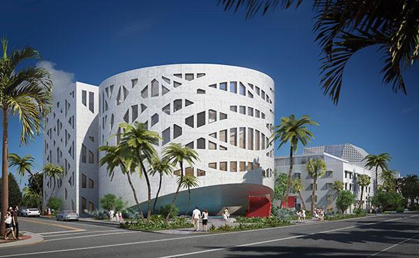 Faena Forum nuevo centro cultural en Miami, abre en la Semana del Arte