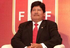 """Presidente de Federación Peruana habla de """"justicia divina"""" en fallo de FIFA"""