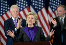 Clinton dice que demócratas no se pueden permitir el desánimo ni la división
