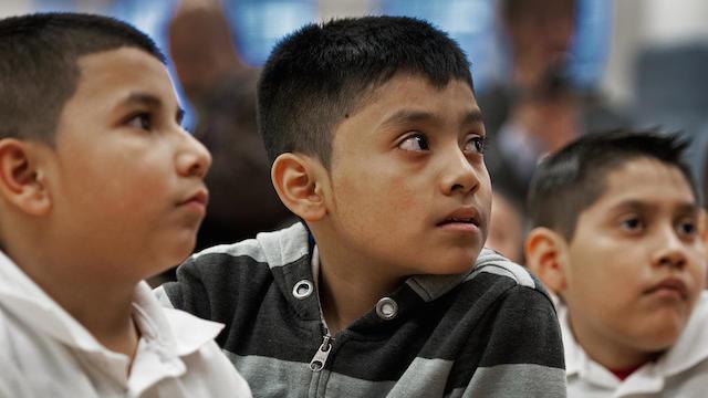 Aumenta el número de hijos de indocumentados en el sistema educativo de EEUU