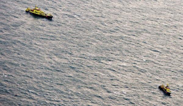 Rescatan a uno de los tres náufragos desaparecidos por Otto en Panamá