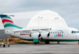 Lamia asegura que avión pasó todos los controles y pilotos estaban en regla