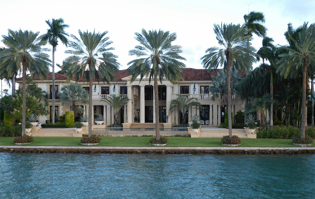 A la venta mansión de Carl Fisher en Miami Beach
