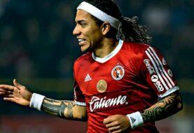 Colombiano Dayro Moreno obtuvo el título compartido de goleador en México