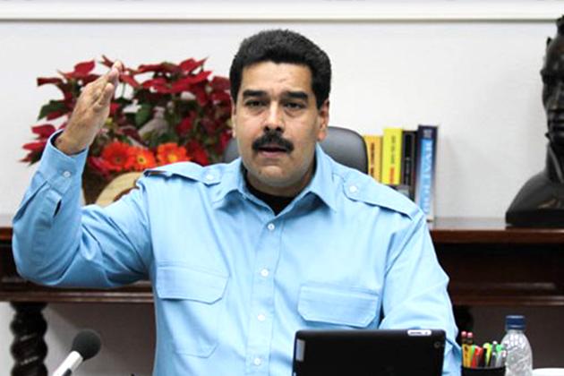 """Maduro afirmó que """"institucionalizará"""" diálogo con la oposición hasta el 2020"""
