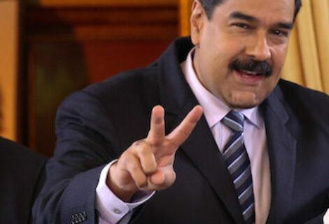 Maduro felicita al Gobierno colombiano y las FARC por nuevo acuerdo de paz