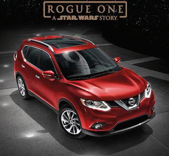 """Nissan presenta un vehículo con elementos de """"La Guerra de las Galaxias"""""""