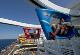 Nuevo barco de Carnival con pista de ciclismo inicia en Miami rutas caribeñas
