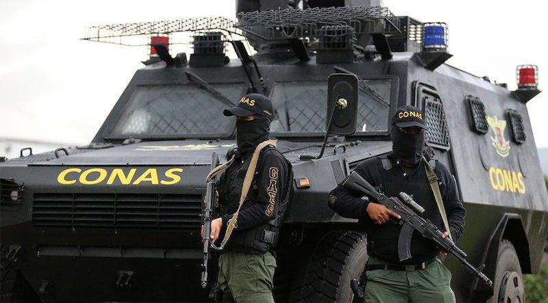 Amnistía internacional insta al cese de seguridad OLP en Venezuela