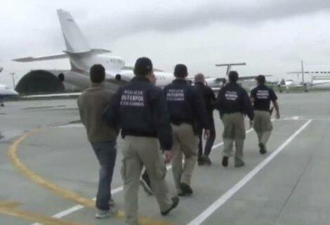 Policía colombiana detiene a 35 personas por tráfico y producción de drogas