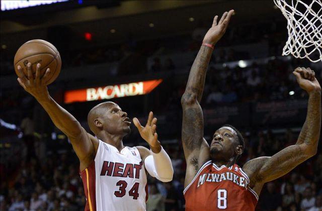 Ray Allen, el jugador con más triples en la NBA, anuncia su retirada