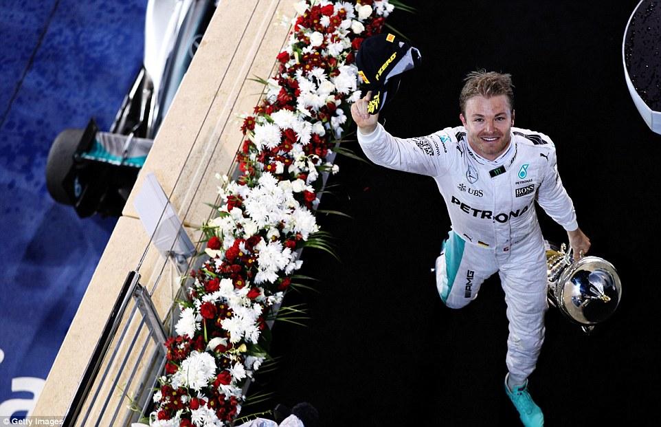 Rosberg campeón de la Fórmula Uno 2016