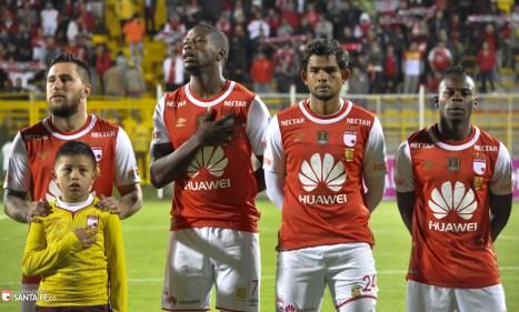 Santa Fe y Bucaramanga sacan ventaja en cuartos de final