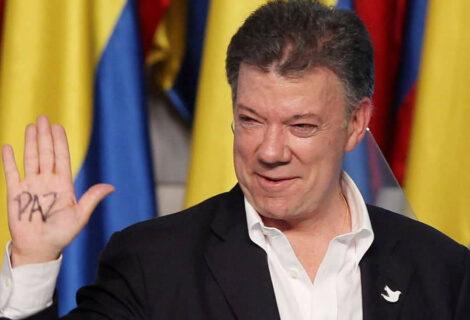 Santos dice que con acuerdo de paz no se expropiarán tierras de colombianos