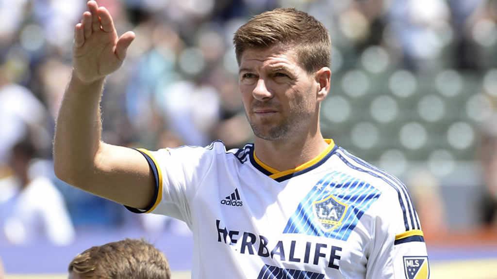 Gerrard deja LA Galaxy