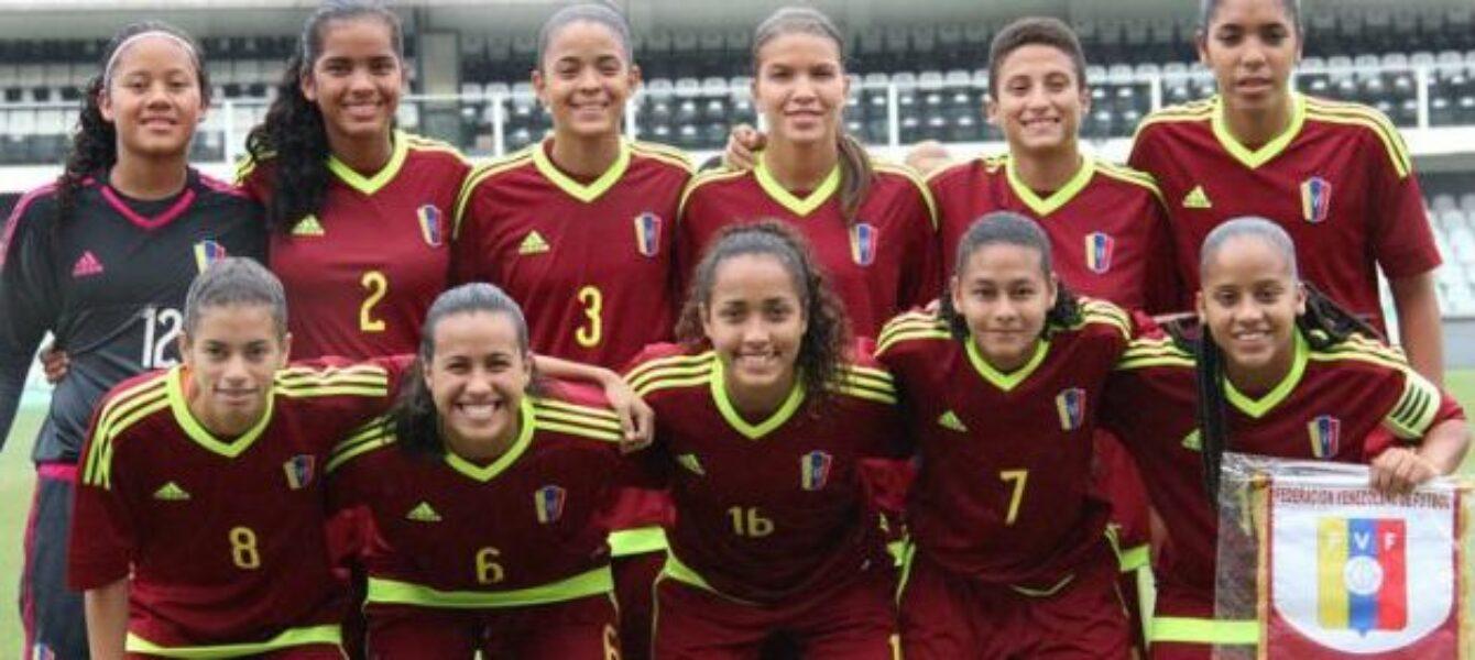 Venezuela cae 3-1 ante Alemania en su debut del Sub-20
