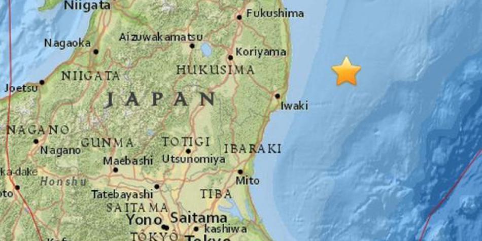 Un terremoto de 7,4 sacude el norte de Japón y activa alerta de tsunami
