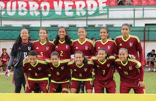 Vinotinto sufrió otra goleada en Mundial femenino