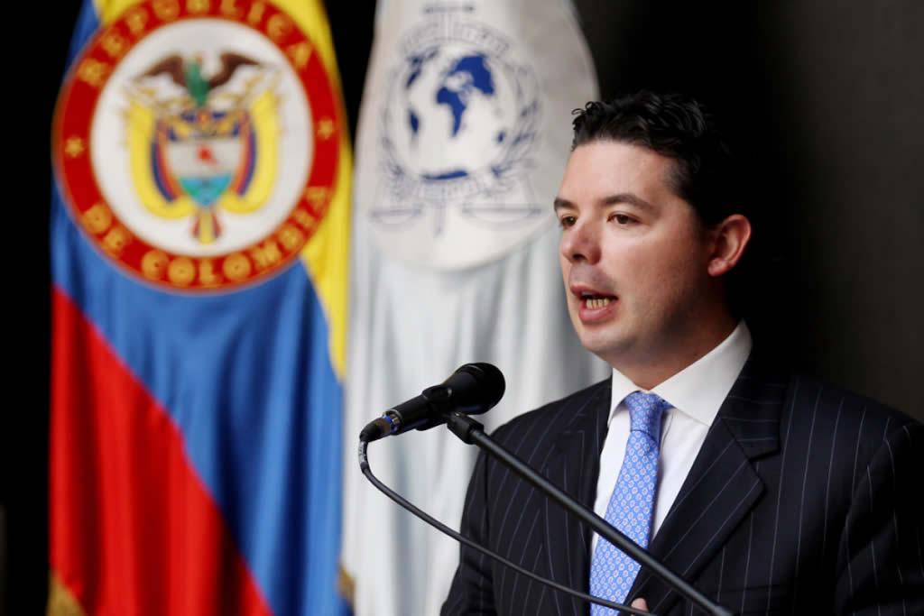 Colombia está lista para luchar contra crimen en frontera con Venezuela