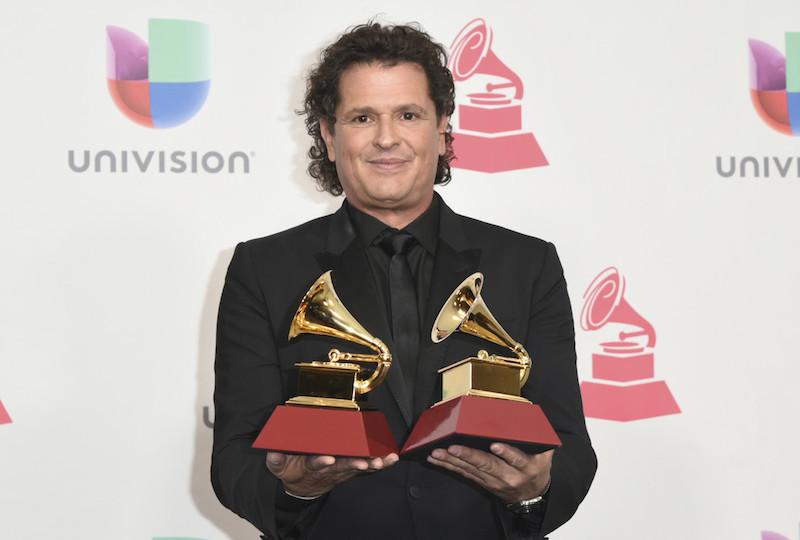 La música colombiana arrasó en los Grammy Latino