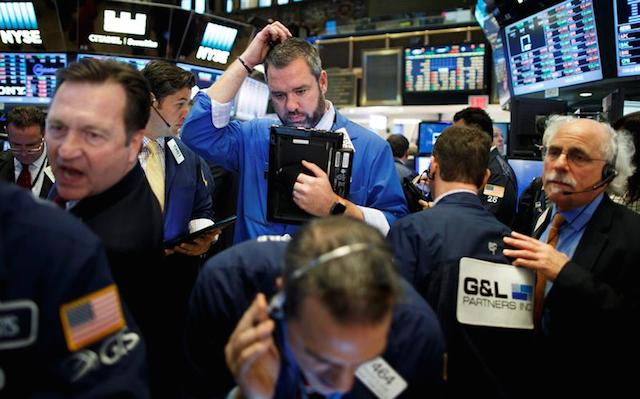 Wall Street cierra con ganancias y nuevo récord del Dow Jones de Industriales