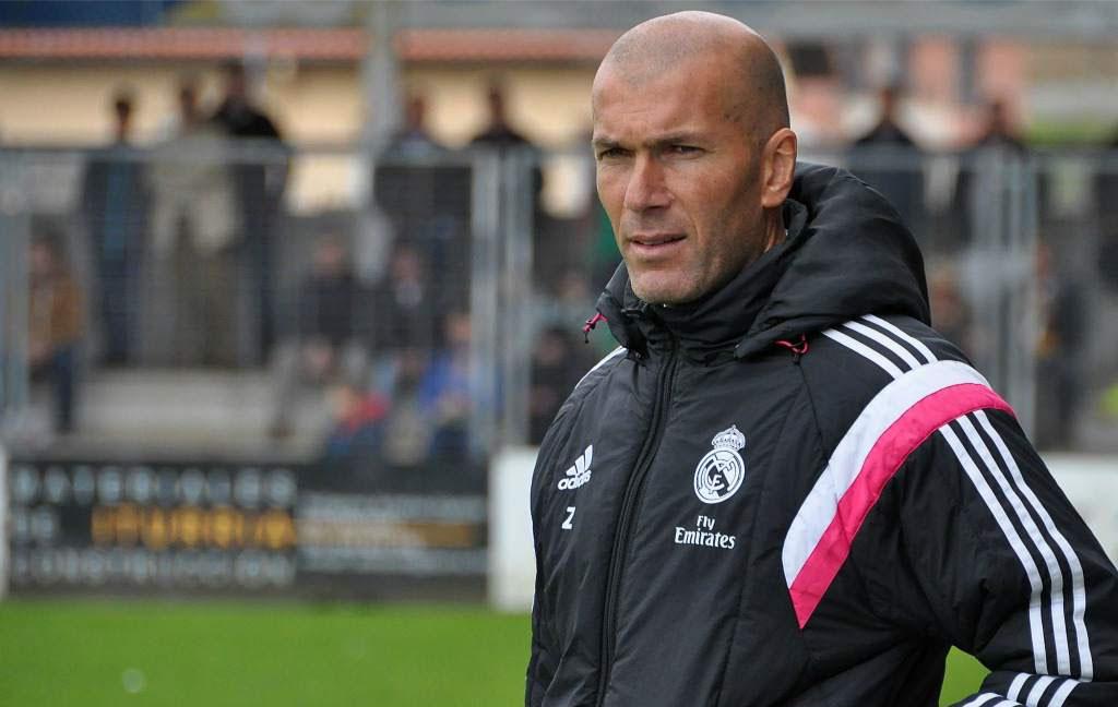 "Zidane: ""El clásico no va a ser decisivo"""