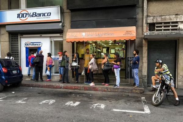 Asociación Bancaria de Venezuela asegura que agencias operan con normalidad