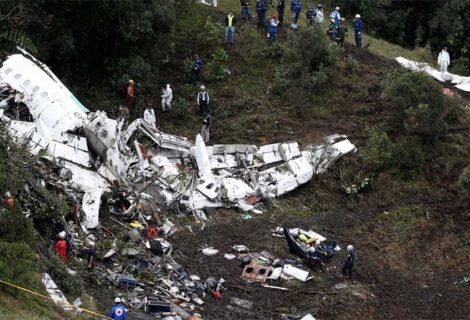 Suspenden permiso operación de línea aérea que transportaba al Chapecoense