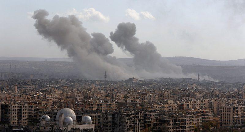 Potencias occidentales responsabilizan también Moscú por situación en Alepo