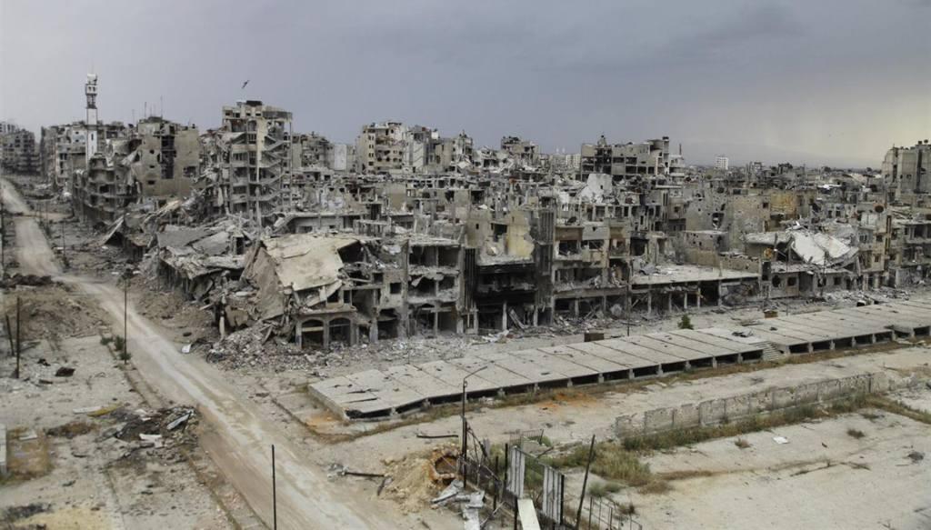 El frío, el hambre y los combates ahondan sufrimiento de los civiles en Alepo