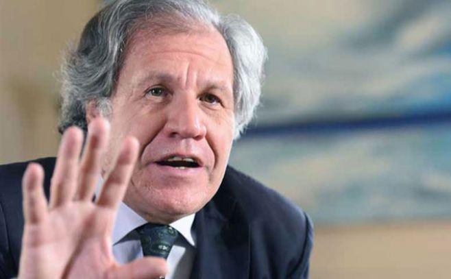 Luis Almagro premiado por el Instituto Interamericano para la Democracia