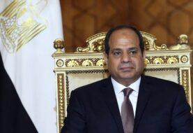 Al Sisi acuerda dar a Trump oportunidad para solución a la cuestión palestina