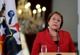 Bachelet destaca capacidad de respuesta tras terremoto en zona sur de Chile