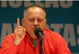 """Cabello dice que el Vaticano no va a """"tutelar a Venezuela"""" en el diálogo"""